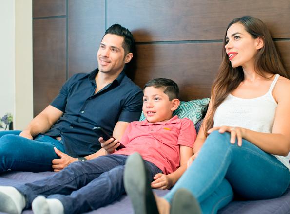 Foto de familia en recámara de casas en venta en Santa Sofía Residencial, Apodaca, Nuevo León.